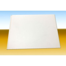 PVC Matt white Wood 5800 Pack of 10