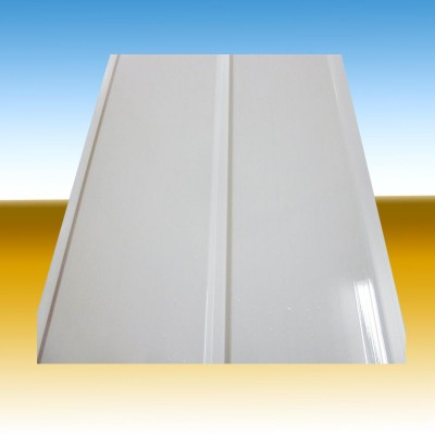 PVC Gloss white Groove 5800 Pack of 10